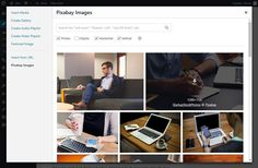 I just downloaded this: Pixabay Images WordPress Plugin 3.0. #NerdingOut
