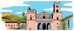 3 days in Palermo - Parisien Magazine on Behance