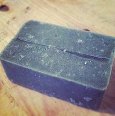 French clay with sea salt soap tutorial (melt and pour)