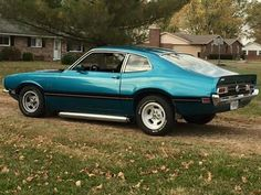 Maverick Ford Maverick, Ford Falcon, Ford Granada, Custom Street Bikes, Ford Motor Company, American Muscle Cars, Street Rods, Hot Cars, Custom Cars