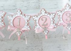 Your place to buy and sell all things handmade Simple First Birthday, Happy Birthday Name, Girl First Birthday, First Birthday Parties, First Birthdays, Birthday Ideas, Birthday Banners, Baby Birthday, Snowflake Party