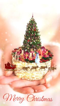 Merry Christmas Pictures, Christmas Scenery, Merry Christmas Wishes, Magical Christmas, Merry Christmas And Happy New Year, Christmas Quotes, Merry Xmas, Diy Christmas Gifts, Christmas Greetings