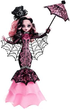 Monster High Draculaura Collector Exclusive Doll - Doll - 2