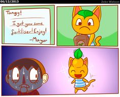 57 best animal crossing images on pinterest funny stuff zekewatson now shes perfecta perfect freak more animal crossing fan art because m4hsunfo