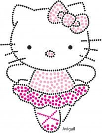 Hello Kitty Ballerina