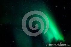 norway, Lofoten Islands, Sund, night stars