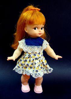 Boneca Ternura - Estrela - Brasil - 60's