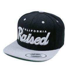Streetwise Raised Hat - West Coast Republic