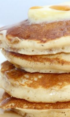 Baileys Irish Cream Pancakes