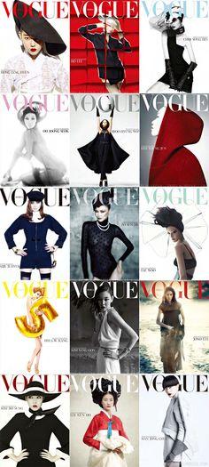 Vogue Korea, 2011