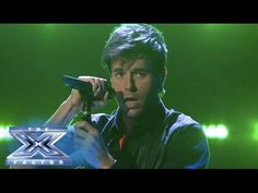 "Enrique Iglesias Stops The Show With ""Heart Attack"" - THE X FACTOR USA 2013 - YouTube"