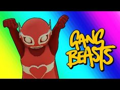 cool Gang Beasts Funny Moments - Lover Boy!