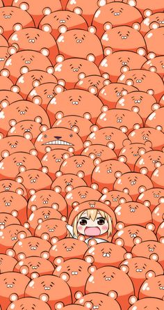 Himouto Umaru-chan …:: Anime Wallpaper is the best app for fans (Otaku Wallpapers) of japan animated series,manga and movies you can discover amazing wallpapers of your favorite anime or manga, Anime Wallpapers it has a lot. M Anime, Otaku Anime, Anime Chibi, Kawaii Anime, Anime Art, Cute Anime Wallpaper, Cartoon Wallpaper, Iphone Wallpaper, Drawing Wallpaper