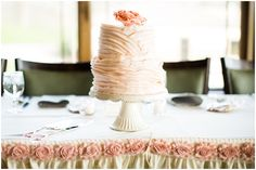 Pretty Cake    (Photography by Janelle Flom)