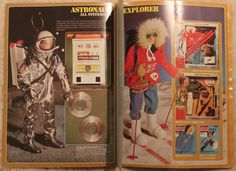 ORIGINAL VINTAGE ACTION MAN RARE 1974 TRADE CATALOGUE PALITOY in Toys & Games, Action Figures, Military & Adventure | eBay