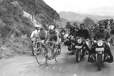 Tour de France Anquetil-Poulidor