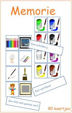 Memorie thema kunst. Groep 3/4 Image Categories, Woodland Party, Rembrandt, Andy Warhol, Vincent Van Gogh, Painting Techniques, Art Projects, Museum, Kunst Blog