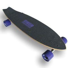 """Skateboard Komplettboard Cruiser Board Longboard Surfboard ABEC 9 34/"""" 86 cm"""