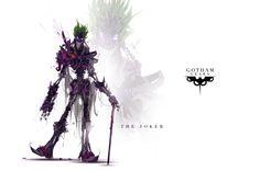 ChasingArtwork - Gotham Gears: The Joker