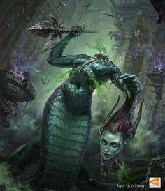 Mytha the Baneful Queen from Dark Souls 2 Outcast Odyssey card battle game. © BANDAI NAMCO Games America Inc. Bloodborne, Dark Souls 2 Bosses, Dark Souls Art, Fantasy Monster, Tumblr, Soul Art, High Fantasy, Art Portfolio, Fantasy Artwork
