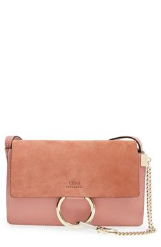 Chloé 'Small Fay' Shoulder Bag available at #Nordstrom
