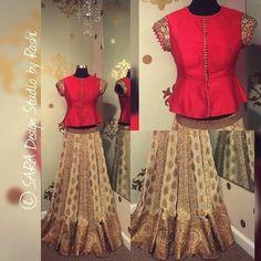 Choli Designs, Lehenga Designs, Blouse Designs, Lehenga Top, Anarkali Dress, Lehenga Choli, Indian Attire, Indian Ethnic Wear, Indian Dresses
