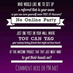 Younique in home party game party games gaming and younique party who wants free makeup boy do i have a great way for you to do just that youniques naturally based makeup and skincare products and the 1 selling 3d solutioingenieria Images