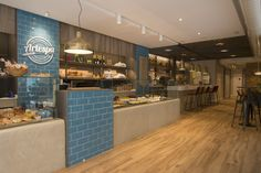 Artespa Café by BERI ESTUDIO CREATIVO, Castellón – Spain » Retail Design Blog