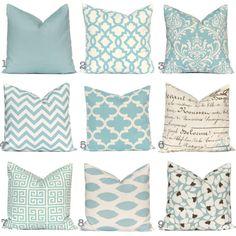 SALE Pillow Decorative Pillow Throw Pillow por FestiveHomeDecor