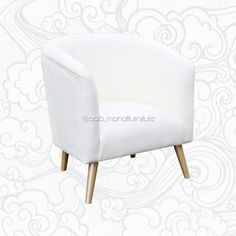 Scandinavian Sofas, Single Sofa, Tub Chair, Accent Chairs, Furniture, Home Decor, Upholstered Chairs, Armchair, Interior Design
