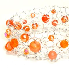 Candy Corn for your wrist #tangerine #jewelry