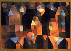 Paul Klee davidcharlesfoxexpressionism.com #paulklee #abstractart…
