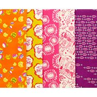 Utopia Part 1 - Fat Quarter Bundle [CFQB-0165] - $22.50 : Clair's Fabrics, Patchwork Fabric for Quilts and Quilters. These fabrics are amazing!