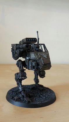 Leman Russ pro painted Warhammer 40K Astra Militarum 10 kasrkins  metal