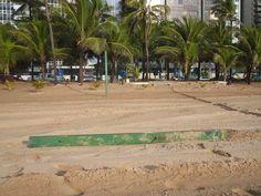 Você acaba de acessar o site: As mazelas do Recife: Descaso na Praia de Boa Viagem