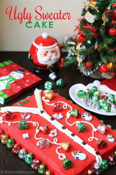 25 tacky christmas party ideas - Ugly Christmas Decorations