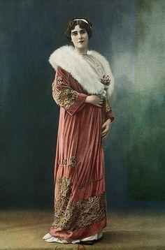 manteau du soir 1910 | by .pintuck