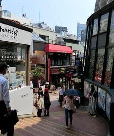 Spanish slope Shibuya