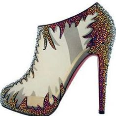 Christian Louboutin is my Fav shoes !
