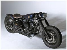 Destino Custom Garage - 'Samurai' - Pipeburn - Purveyors of Classic Motorcycles, Cafe Racers & Custom motorbikes