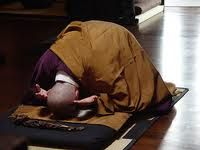Prostration in Chinese Buddhism