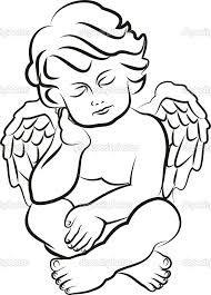 Resultado de imagem para anjos imagem e desenhos para pinterest