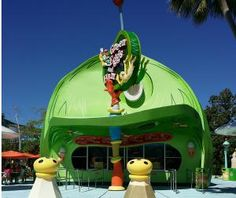 Quick! What Are the 10 Best Casual Restaurants at Universal Orlando?: Number 3: Green Eggs and Ham Cafe