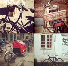Travel and photography blog | Copenhagen, Florence and Rome city guides | A DUSTY OLIVE GREEN: biking copenhagen