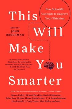 Here are the 10 books for people who like to think.