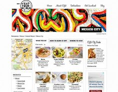 World-Roaming Web Site Tells How to Eat Like the Locals