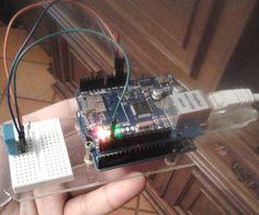 PART 1 - Send Arduino data to the Web ( PHP/ MySQL/ D3.js )
