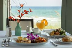 Brunch at the Vue on 30A Zippertravel.com Digital Edition