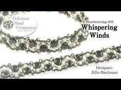 Beadweaving 850 Whispering Winds Bracelet - YouTube