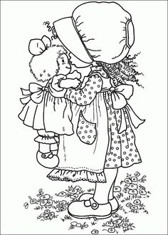 Breathtaking Sarah Kay Coloring pages for teenagers. Coloring and printing drawing nº 6 Best Picture For peacock Coloring Pages For Your Taste You are looking. Coloring Book Pages, Printable Coloring Pages, Free Coloring, Coloring Pages For Kids, Kids Coloring, Holly Hobbie, Digi Stamps, Colorful Pictures, Embroidery Patterns